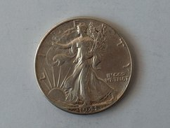 Etats-Unis, United States, USA - Half 1/2 Dollar 1941 P Liberty Walking - Silver, Argent - 1916-1947: Liberty Walking (Liberté Marchant)
