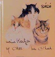 Meine Katzen /My Cats /Mes Chats - Books, Magazines, Comics
