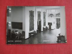 RPPC  Mexico  Hotel Genova --    Ref 2771 - Mexico