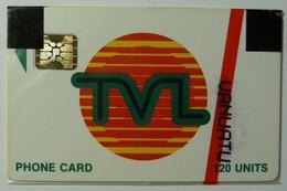 VANUATU - Chip - 1st Issue - VAN-03 - 120 Units - TVL Logo - 40727 - Mint Blister - Vanuatu