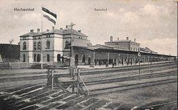 Herbesthal - Bahnhof (animée) - Lontzen