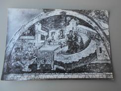 KOSOVO L'EGLISE DE LA VIERGE DE LJEVISA A PRIZREN LA NAISSANCE DE SAINT NICOLAS FRESQUE 1307 - Kosovo