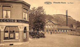 Flémalle Haute - La Gare (café De La Gare, Bière Vivegnis) - Flémalle