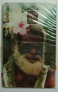 VANUATU - Chip - 2nd Series - 120 Units - VAN-06 - Old Man - 3000ex -  Mint Blister - R - Vanuatu