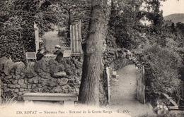 Terrasse De La Grotte Rouge - Royat