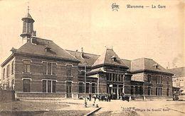 Waremme - La Gare (Héliotypie De Graeve, Star) - Borgworm