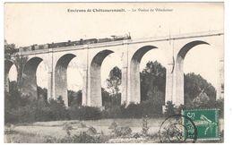 ENVIRONS  DE CHATEAURENAULT LE VIADUC DE VILLEDOMER   ****   A SAISIR **** - France