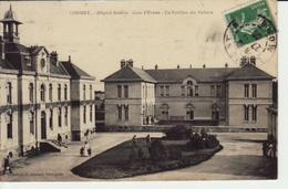 LORIENT  - Hôpital Bodélio - Cour D'entrée - Un Pavillon  Des Enfants (SL854) - Lorient