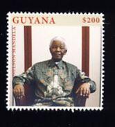 Guyana 2014 Nelson Mandela - Celebrità