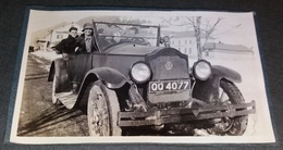 Photographie Photography Oldtimer Ancêtre 1926 Photo - Automobili
