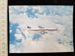 CPSM Japan Air Line, DC 8 Jet - 1946-....: Moderne