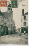 CHATILLON Sur LOIRE- Le Temple Protestant -1920 - Bon état - Chatillon Sur Loire