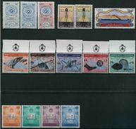 1967 Libia , Tutte Serie Complete Nuove (**) - Libia