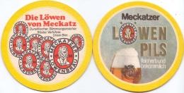 #D181-142 Viltje Löwen-Bräu Meckatz - Sous-bocks