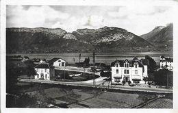 74)   SEVRIER  -  Hotel Du Lac Et La Gare - Andere Gemeenten