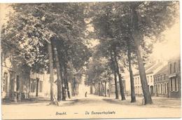 Brecht NA1: De Gemeenteplaats 1925 - Brecht