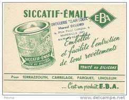 Buvard Siccatif Email - Buvards, Protège-cahiers Illustrés