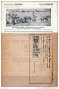 MEIX ..--  Le PETIT JOURNAL Du BRASSEUR . N° 3034 . BROUWERIJ . 26 Février 1965 . Envoyé à Brasserie MAIRE à MEIX . - Meix-devant-Virton