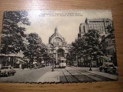 Anvers, Avenue DE Keyser Et Gare Centrale, Belle Animation (V3) - Antwerpen