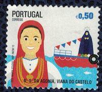 Portugal 2013 Sans Gomme Fêtes N.S. Agonia Viana Do Castelo - 1910 - ... Repubblica