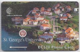 GRENADA - ST GEORGE'S UNIVERSITY - 307CGRA - Grenada