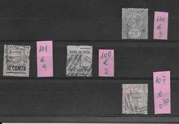 CEYLON CEILAN LOTE LOT PLUS DE 15 EUROS COTATION YVERT VOIR SCAN - Ceylon (...-1947)
