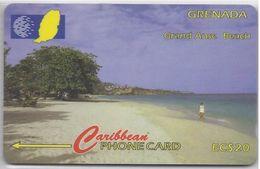 GRENADA - GRAND ANSE BEACH - 66CGRA - Grenada
