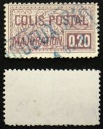 COLIS POSTAUX N° 158 TB Oblit Cote 20€ - Colis Postaux