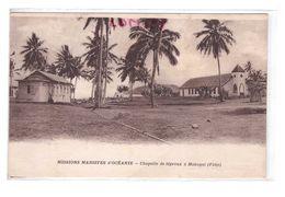 Oceanie Fidji Chapelle De Lepreux Makogai Missions Maristes Oceanie Soeurs Missionnaires Mission Soeur - Fidji