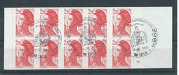 Frankrijk    Y / T    Postzegelboekje   2427-C-1  (O) - Carnets