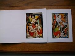 """2 Cartes Et Photos Du Grand Peintre Arménian """""""" Armiss """""""" Art Sacré Et Populiste - Arménie"""
