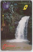 GRENADA - WATERFALL - 3CGRA - Grenada