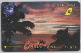 GRENADA - SUNSET - 3CGRB - Grenada