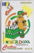 GRENADA - WORLD COOL - 105CGRC - Grenada
