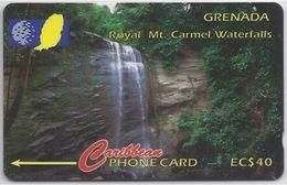 GRENADA - ROYAL MT. CARMEL WATERFALLS- 148CGRD - Grenada