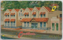 GRENADA - NEW GRENTEL BUILDING - 4CGRB - Grenada
