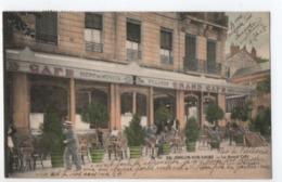 Chalon Sur Saone Le Grand Cafe.CPA. - Chalon Sur Saone
