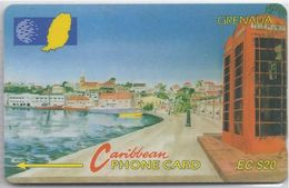 GRENADA - CARENAGE ST GEORGE'S - 165CGRA - Grenada