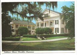 FRANKLIN (Louisiane) - Oaklawn Manor - (Post Card Specialities Metairie, New Orleans) - Etats-Unis