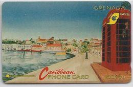 GRENADA - CARENAGE ST GEORGE'S - 4CGRC - Grenada