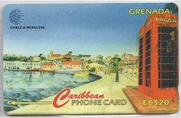 GRENADA - CARENAGE ST GEORGE'S - 287CGRB - Grenada
