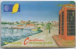GRENADA - CARENAGE ST GEORGE'S - 10CGRB - Grenada
