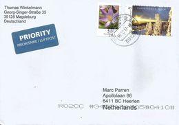Germany Deutscland 2017 Magdeburg Krokus Corner Stamp Booklet Bayerische Wald Forest Winter Cover - [7] République Fédérale