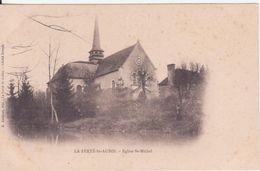 CPA  - LA FERTE SAINT AUBIN - EGLISE ST MICHEL - La Ferte Saint Aubin