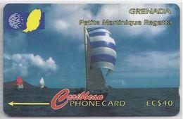 GRENADA - PETITE MARTINIQUE REGATTA - 13CGRC - Grenada