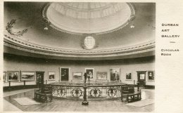 SOUTH AFRICA - Durban Museum -  CIrcular Room - South Africa