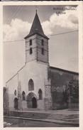16----MANSLE---l'église---( Peu Courante )---voir 2 Scans - Mansle