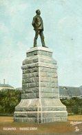 ZIMBABWE Bulawayo Rhodes Statue - RAphael Tuck Photochrome Series 3515 - Zimbabwe