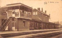 Seraing - La Gare (Edit. Flion, Cabine Peu Vue) - Seraing