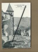 CPA Rétrécit - La Montagne Noire - Caudebronde - Pont Sur La Dure - Le Clocher - Autres Communes
